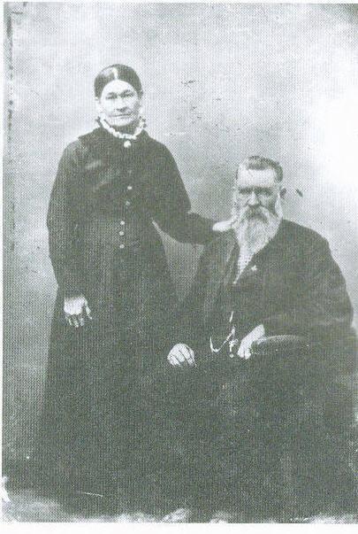 Nicholas and Virgina Earp