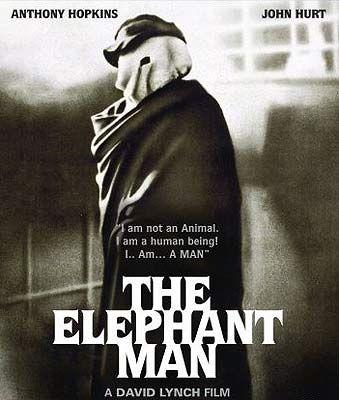 Elephant Man- David Lynch.  Lo que lloré con esta película no tiene nombre!