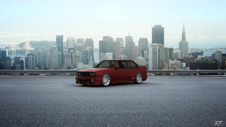 Checkout my tuning #BMW #M3 1985 at 3DTuning #3dtuning #tuning
