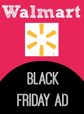Walmart Black Friday Ad 2013 Dust Jackets,  Dust Covers,  Dust Wrappers
