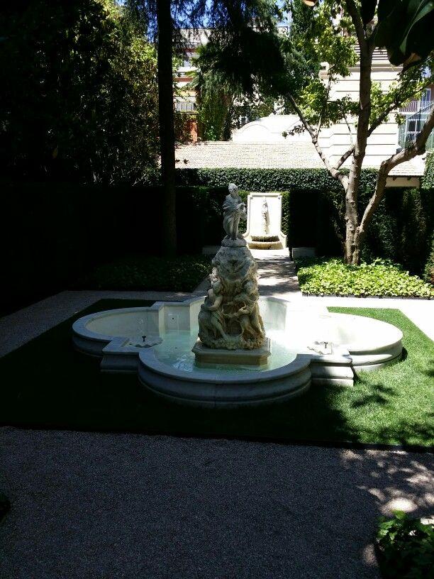 jardines Abercrombie & Fitch Madrid