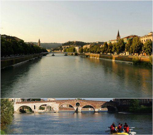 Un antico porto sul fiume Adige è stato ripulito e inaugurato in occasione della giornata Puliamo il mondo del 27 settembre 2015 @gardaconcierge