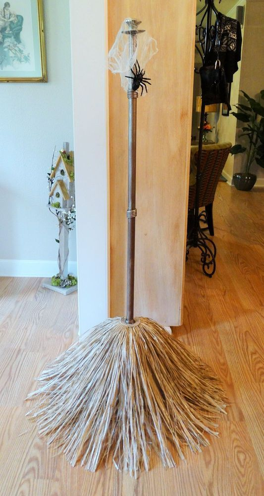 25 Unique Witch Broom Ideas On Pinterest Halloween