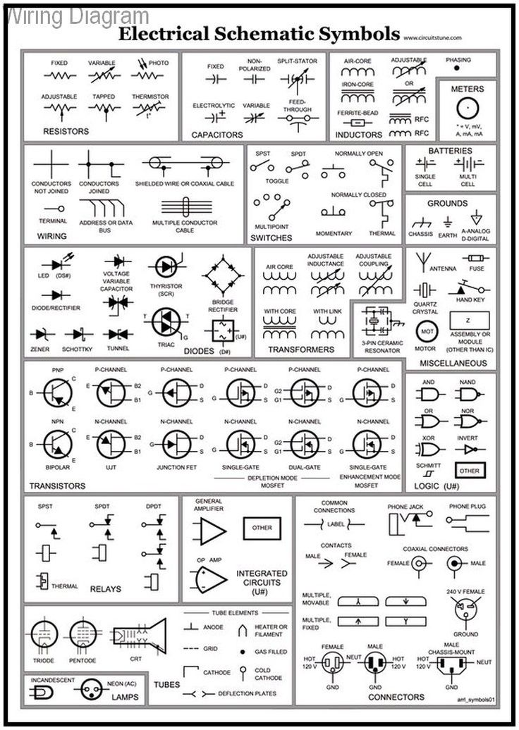 9 best schematic symbols images on pinterest