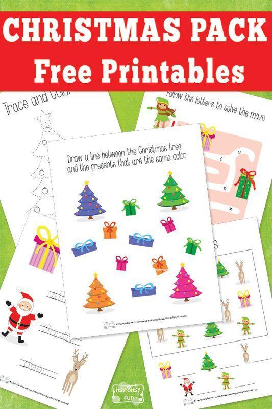 Mejores 340 imágenes de Actividades en Navidad en Pinterest ...