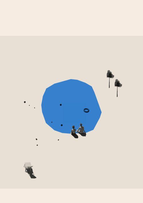 Beautiful minimalism by Cristiana Couceiro