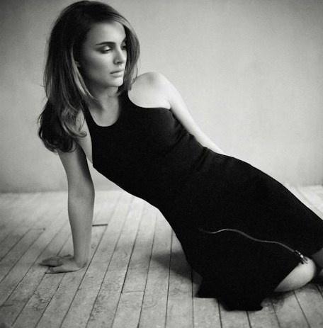 Natalie Portman by Mark Seliger