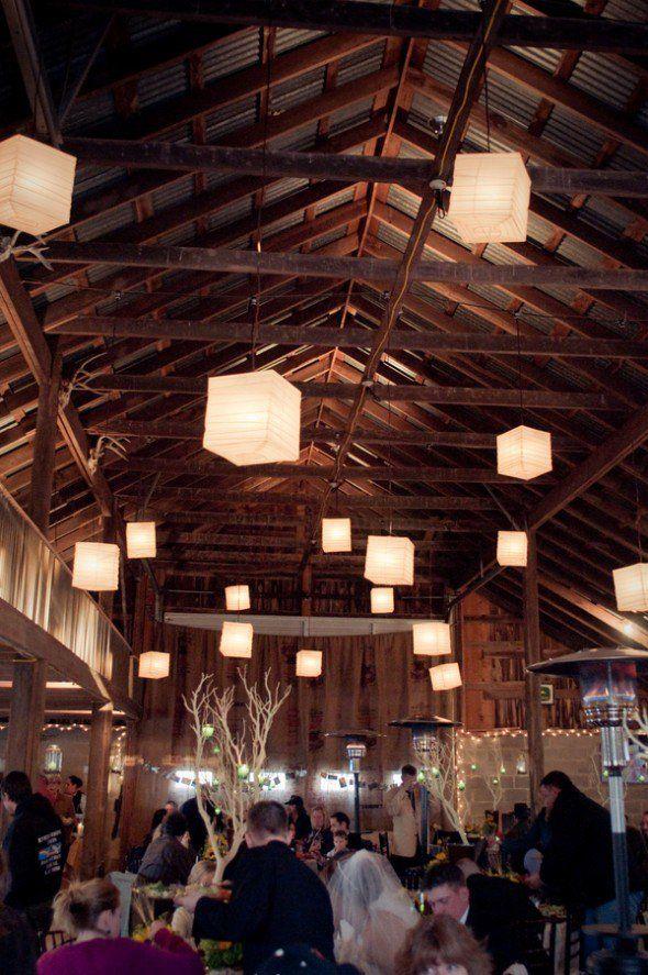 The Best Barn Wedding Lighting 151 best