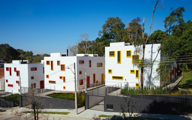 Casas Cubo / Aleph Zero + Studio Juliano Monteiro