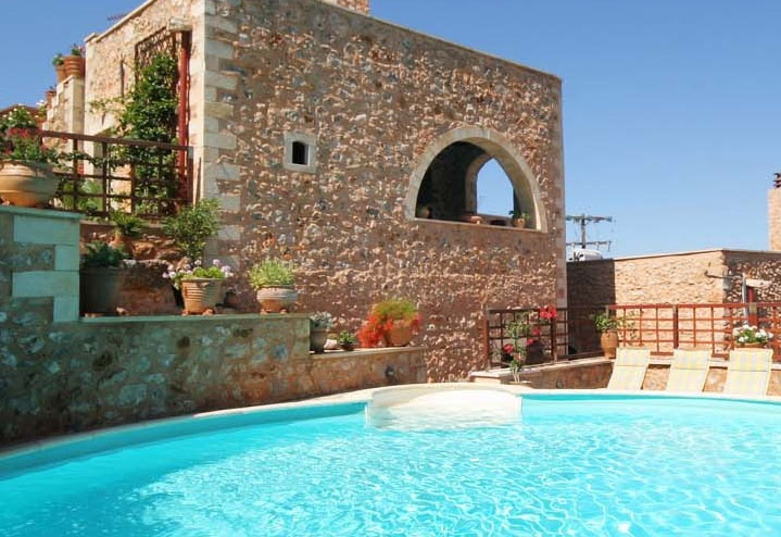 SAMONAS Traditional Villas, Chania