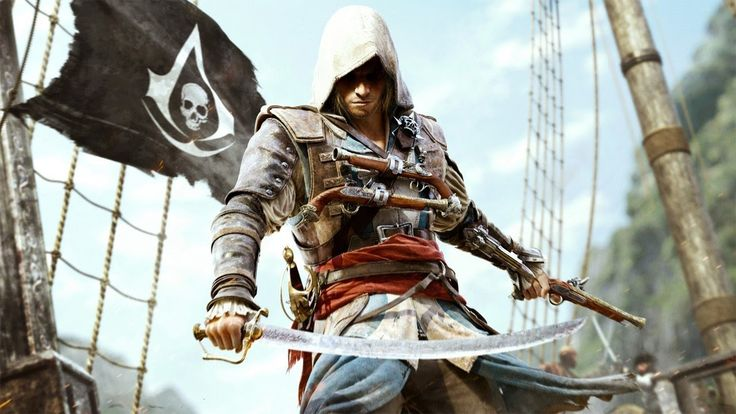 farcry4gamer.com  Assassin's Creed 4: Black Flag - Test / Review (Gameplay) zur PS4 / Xbox 360-Version   Günstig + sicher bei MMOGA per Email:  Warum Assassin's Creed 4: Black Flag der spielerisch bislang beste Serienteil und ein herausragendes Open-World-Spiel ist, verraten wir im Test-Video zum Piratenabenteuer - mit vielen Szenen aus der NextGen-Fassung.  Assassin's Creed 4: Black Flag (Xbox 360) auf GamePro.de:   Assassin's Creed 4: Black Flag (PS4) auf GamePro.de:   Gam