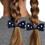 Illinois Fighting Illini Hair Bow