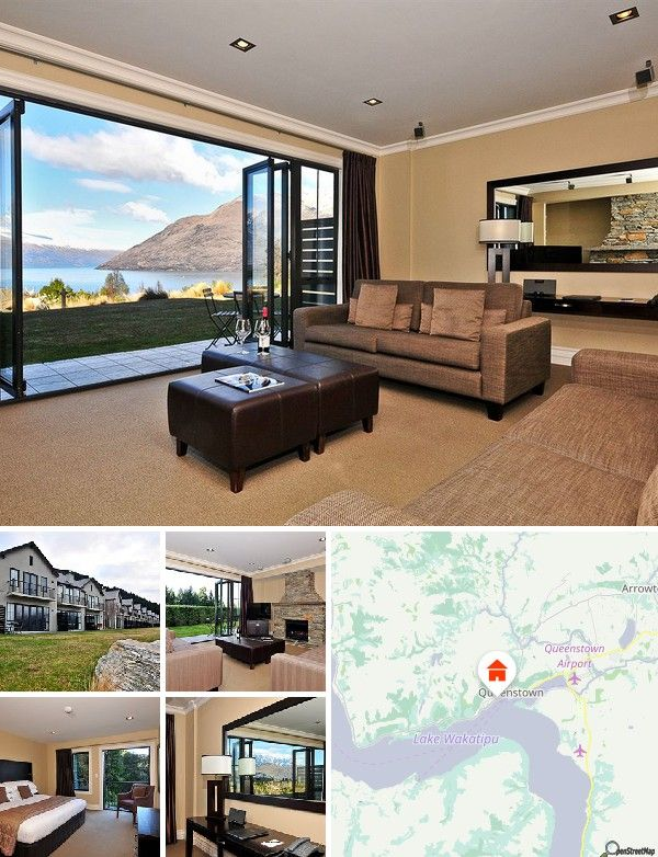 Platinum Queenstown Luxury Villas (Queenstown, Nowa Zelandia)