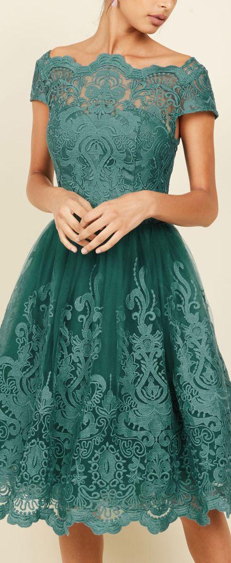 lace midi dress