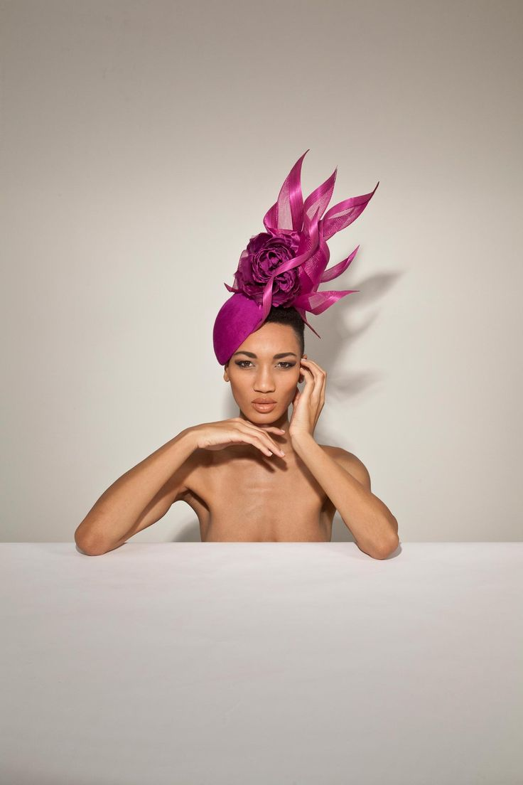 OC-820 | Philip Treacy London AW 2014