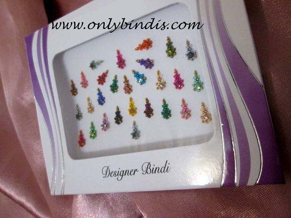 27 Designer Bindis. Indian Bindis Store in by BindiStoreUSACANADA