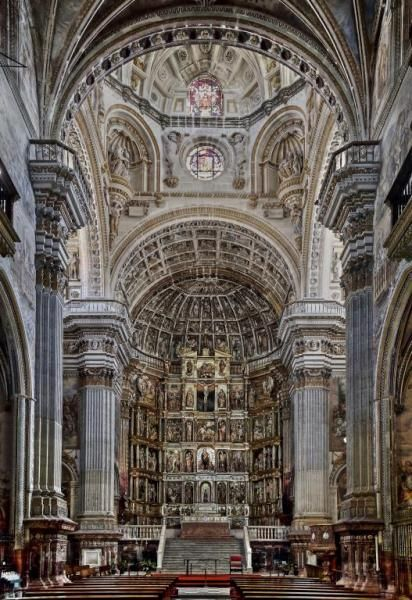 Monasterio de San Jerónimo - Granada, Andalucia