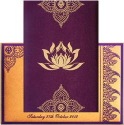Sikh wedding cards, scroll wedding cards and scroll invitations offered by shubhankar in full variety and stock with free customization and printing    Know More Information Visit - http://www.shubhankarweddingcards.com