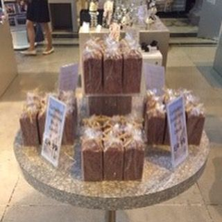 Our Cathedral Sandstone Brick Candles are looking good today. They are modelled on the Cathedral sandstone and made from Stereon which is a cleaner burner than the normal wax. Cello wrapped, they make a great gift from Liverpool Cathedral #liverpoolcathedralshop #liverpoolcathedral #cathedralshop #shop #giftshop #gifts #liverpool #momento #candle #giftcandle #klaner #stereon