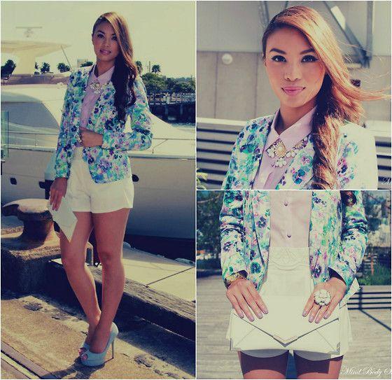 Wish Wonderland Jacket, Wish Shorts