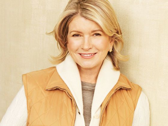 Are You a Leader, an Icon, or a Rebel? (According to CNBC, Martha Is All Three!)