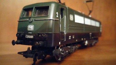 Locomotora electrica cc L...