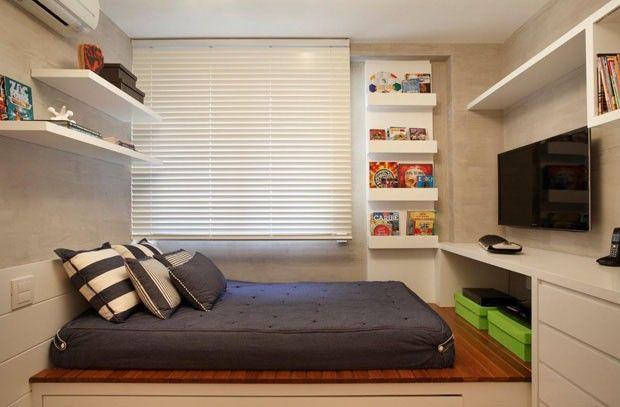 Apartamento Cristina e Laura Bezamat (Foto: divulgação)