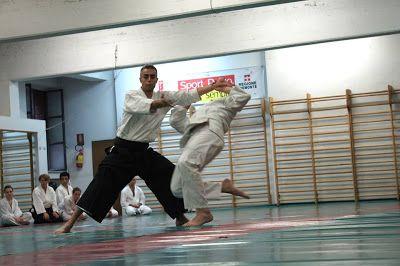 Aikido  Mendoza Iwama : Stefano Di Carlo (5ºDan).El mejor Aikido del mundo...