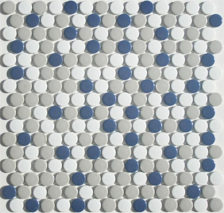 47 best Penny Tile Round Mosaic TIle images on Pinterest Penny