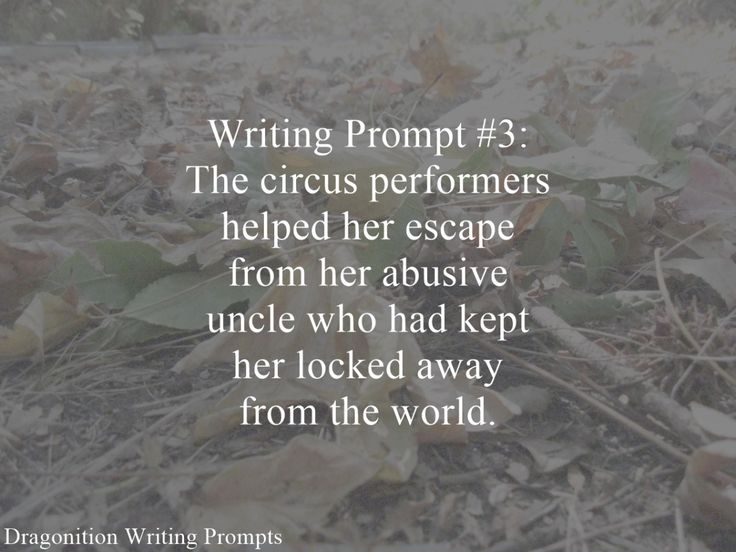 Writing Prompt Dragonition 3