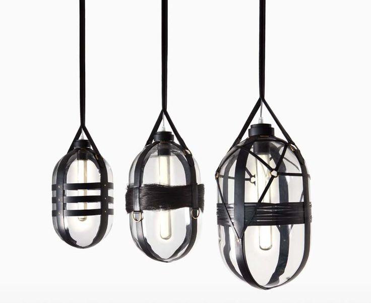 tied up romance lighting fuses japanese bondage + mcqueen's fashion style