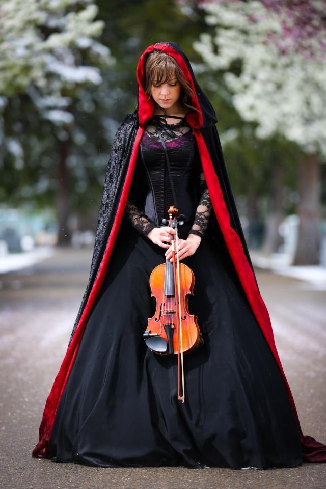 Lindsey Stirling... ahh :) Algun dia la conocere!