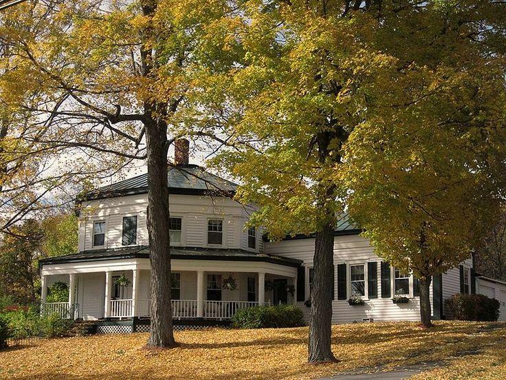 Jenkins Octagon House, Duanesburg, NY
