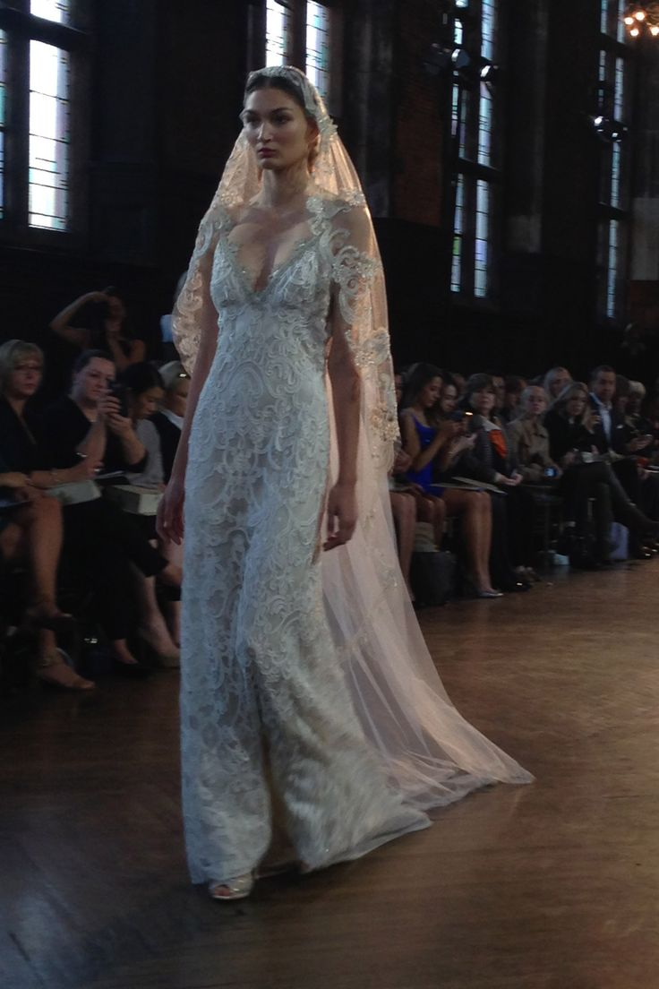 Claire Pettibone - New York Bridal Market - Autumn 2015