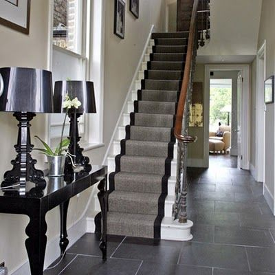 Acanthus and Acorn: Stair Runners: A Review Of Both Types