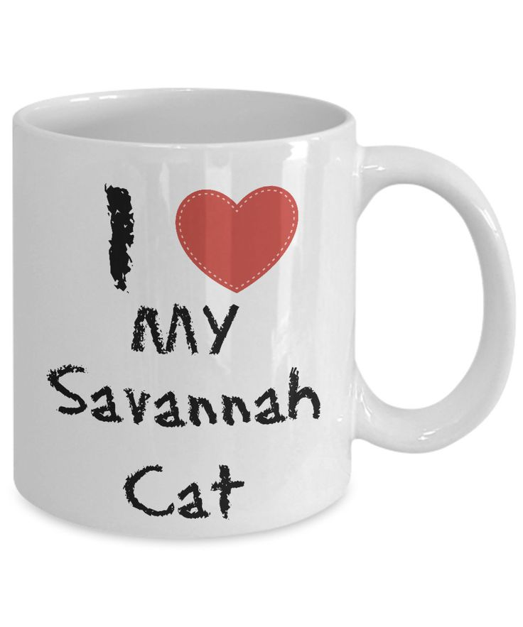 🐱 High quality mug makes the perfect gift for Cat Ladies. 🐱 Printed on only the highest quality mugs. The print will never fade no matter how many times it is washed. 🐱 Packaged, and shipped from the USA. 🐱 100% Dishwasher and Microwave safe. 🐱 Shipped in a custom made styrofoam package to ensure it arrives perfect. GUARANTEED.  Absolutely love your order or contact me and Ill make it right. Your satisfaction is 100% guaranteed.  *** Other Cat Races: http://etsy.me/2i2dqJW...