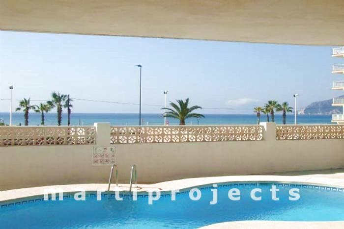 Apartamento en Calpe  COD. 10508 con dos dormitorio en la zona Playa arenal * 189.000 €, Costa Blanca, Alicante #calpe