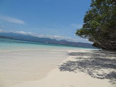 Bali und die Gili-Inseln - ein Reisebericht: Gili Islands - Gili Air, Gili Meno, Gili Trawangan