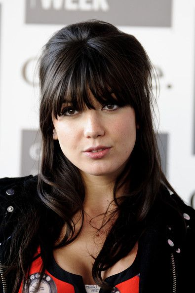 Incredible 17 Best Ideas About Straight Across Bangs On Pinterest Fringe Hairstyles For Women Draintrainus