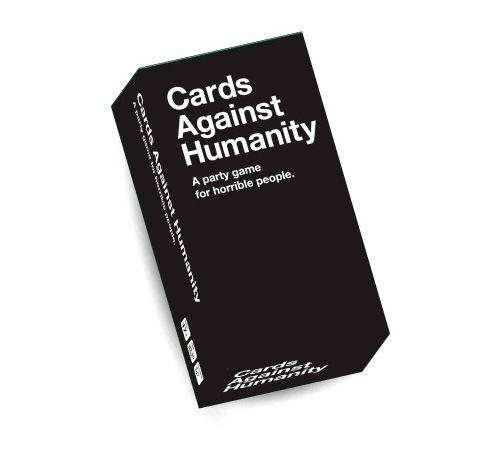 Cards Against Humanity Kortspill fra Gamezone. Om denne nettbutikken: http://nettbutikknytt.no/gamezone-no/