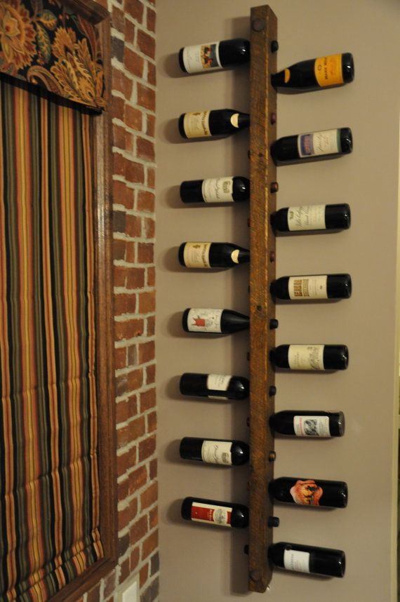 wall wine rack ideas cool mounted idea hative diy
