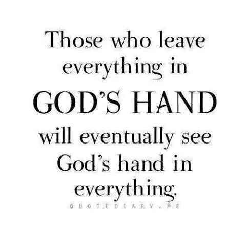 'Matthew 6:33-34 (NKJV) Seek first the Kingdom of God and His Righteousness, and all these things shall be added to you. ~ Therefore do not worry about tomorrow, for tomorrow will worry about its own things. Sufficient for the day is its own trouble... {DM}