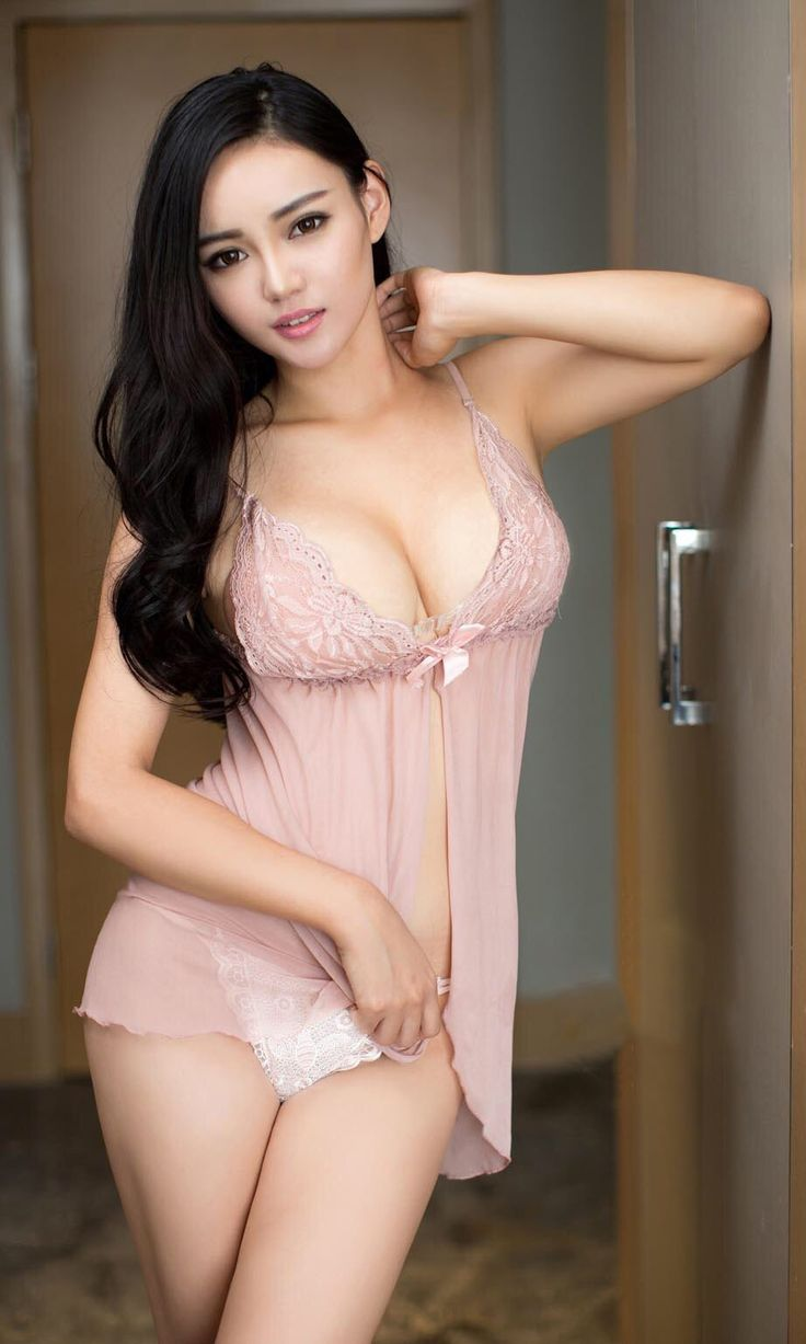 half asian nude women