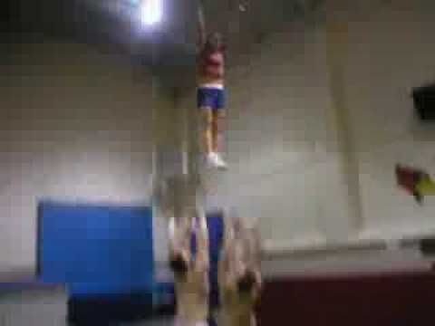 Toe Touch Basket Toss - YouTube