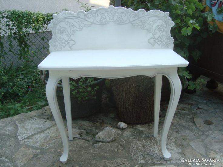 Provence konzol asztal