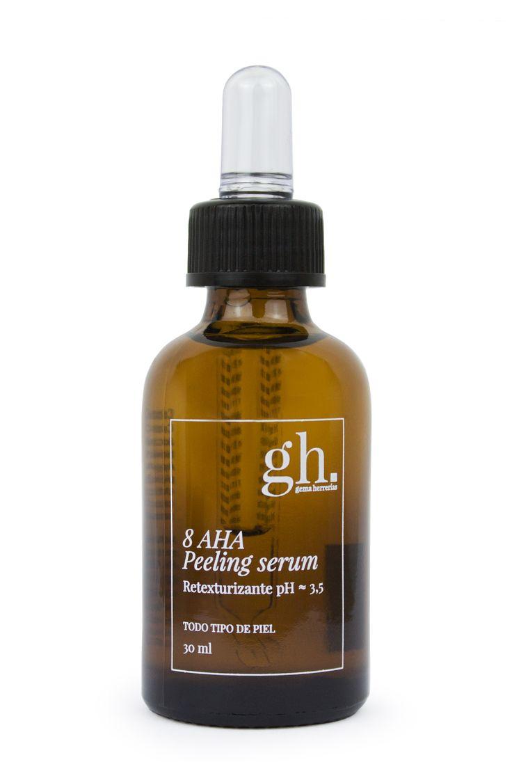 GH 8 AHA peeling Serum 30 ml | Farmacia Bonnin