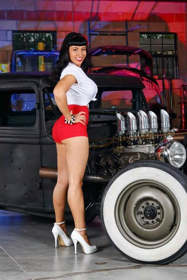 502 Best Pin Ups Images On Pinterest Pinup Hot Rods And