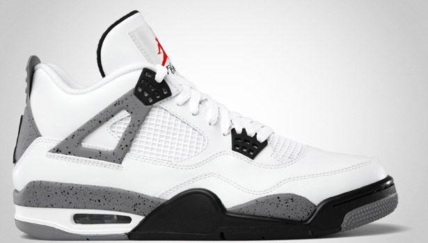 Air Jordan 4'sShoes, Jordans 4S, White Cement, Air Jordans, Style, Jordans Iv, Jordans Retro, Airjordan, Iv Cement