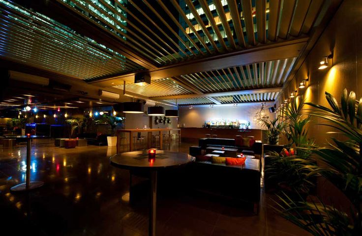 Rooftop function room, Altitude Bar, Shelbourne Hotel in Sydney, NSW