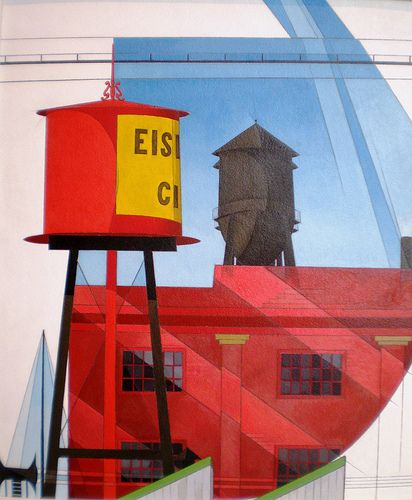 Charles Demuth was one of AmericaÂ's preeminent twentieth-century modernist painters.